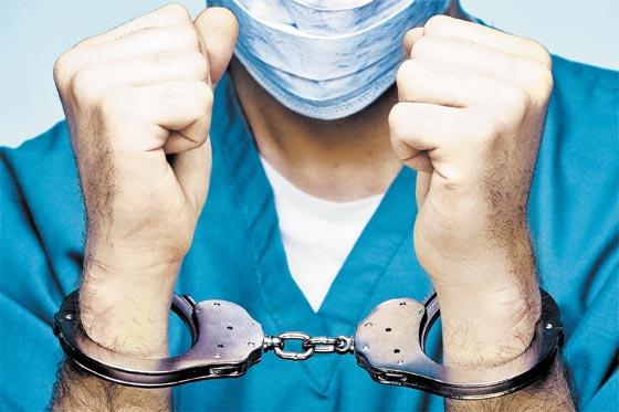 Negligencia médica es un delito imprudente, por omisión o descuido